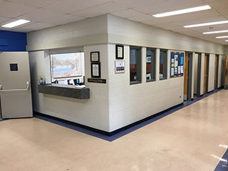 Dylan Morrow's Painting — School Painting Services — Manitoba